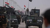 အီရတ်အထူးတပ်တွေ မိုဆူးလ်မြို့နဲ့ နီးကပ်လာ
