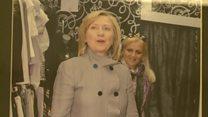 Dress like Hillary