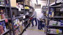 Wiltshire charity says food bank use has risen over the last three years