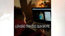 Lừa đảo tình dục qua Skype