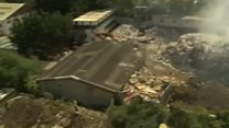 Brothers sentenced after waste site fire