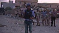بي بي سي تزور منطقة برطلة التي استعادتها القوات العراقية من أيدي التنظيم