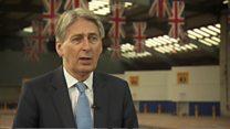 'Economy is still resilient' - Hammond
