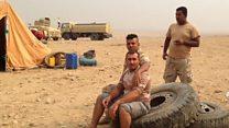 كيف يعيش الجنود العراقيون المشاركون على جبهات القتال؟