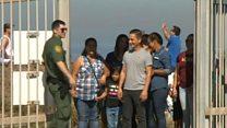 अमरीकी चुनाव में प्रवासियों का मुद्दा