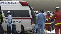 Cấp cứu 34 học sinh Nhật sau chuyến bay Vietnam Airlines