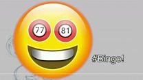 Bingo! Gran creates emojis for over 50s