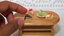 La cocina en miniatura que fascina a millones en internet