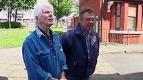 Rock legend returns to Salford Lads Club