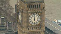 35 میلیون دلار هزینه تعمیر برج بیگ بی لندن