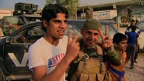 Битва за Мосул: с пешмергой в освобожденной деревне