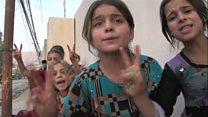 بي بي سي ترصد اللحظات الأولى لدخول البيشمركة قرية الفاضلية