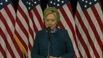 Ikibazo ca emails za H. Clinton congeye kuvugwa