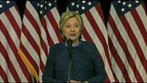 از سرگیری تحقیقات اف بی ای درباره ای میل های هیلاری کلینتون