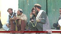 ننګرهار کې د داعش پر ضد پاڅون