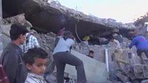 مقتل العشرات في غارات استهدفت سجنا في الحديدة غربي اليمن