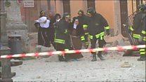 شدیدترین زلزله در بیش از سه دهه  در مرکز ایتالیا