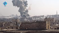 مخالفان سوری از پیشروی در شرق حلب خبر میدهند