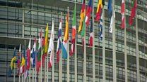 چه  اشکالاتی به اتحادیه اروپا وارد است؟