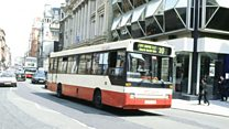 Bus services 'overlooked' by politicians