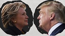 Why are Clinton and Trump so unpopular?
