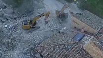 इटली में भूकंप का विनाशकारी मंज़र