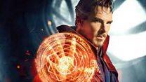 Doctor Strange raup lebih Rp1 triliun pada penayangan minggu pertama