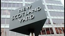Scotland Yard: The Met on the move