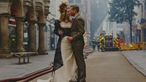 Exeter hotel fire fails to stop wedding