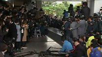 တောင်ကိုရီးယား သမ္မတရဲ့လူယုံ  ပါဝင်ပါတ်သက်နေတဲ့ နိုင်ငံရေးအရှုပ်တော်ပုံကို စတင်စစ်ဆေး