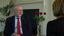 Jeremy Corbyn 'astonished' by lack of Orgreave inquiry
