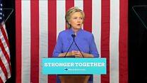 ТВ-новости: ФБР как участник предвыборной кампании в США