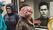 """У Соловецкого камня вспоминали жертв """"большого террора"""""""