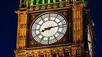د لندن مشهور ساعت به ډېر ژر غلی شي