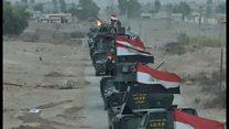 نیروهای ویژه ارتش عراق، به دروازه شرقی موصل رسیدند