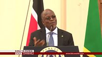 Magufuli: Huwa nawasiliana na Rais Kenyatta