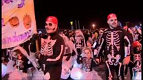 Londonderry hosts 'biggest Halloween party'