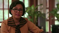 Sri Mulyani kepada pengemplang pajak: Saya akan mengejar kemanapun Anda pergi