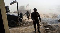 Iraqi troops face stiff resistance