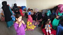 Iraqi wives at risk as husbands detained