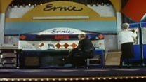Happy birthday Premium Bond star Ernie