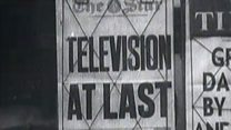 Birth of British TV