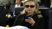 رسائل الكترونية جديدة تزيد من متاعب كلينتون في الانتخابات الأمريكية