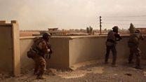 Ирак: ожесточенные сражения с ИГ в предместьях Мосула