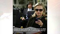 Ikibazo cya Emails za Hillary Clinton kigarutse gute?