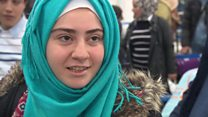 Syrians head for new life in Finland