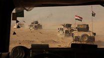 ارتش عراق به شهر موصل رسید