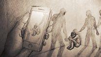 パキスタン児童100人以上が性的虐待に 被害者男性が経験語る