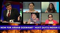 India news anchor