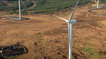 Warning over onshore wind development
